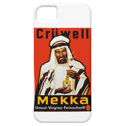 Cruwell Mekka Tobacco iPhone 5 Cover
