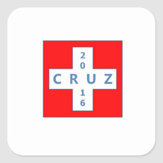 cruz2016 campaign sticker