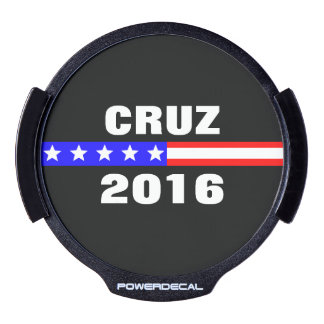Cruz 2016 Presidential Election Campaign LED Auto Decal
