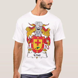 Cruz Family Crest T-Shirt