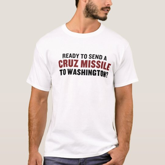 Cruz Missile T-Shirt