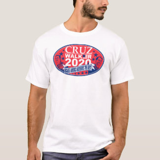 Cruz Walker 2020 Men's Value T-Shirt