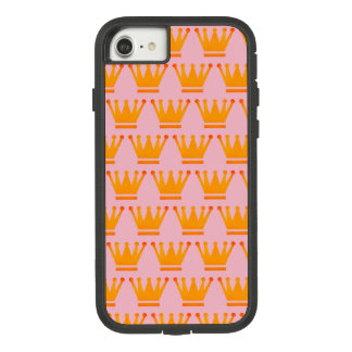 Crwon Case Queen Gold Pink  iPhone / iPad case