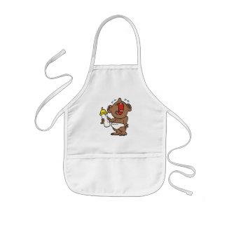 cry baby bottle apron