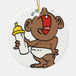 cry baby bottle christmas ornaments