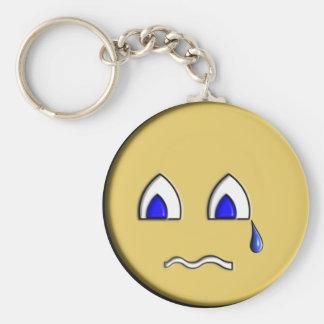 Cry Baby - Customized Basic Round Button Keychain