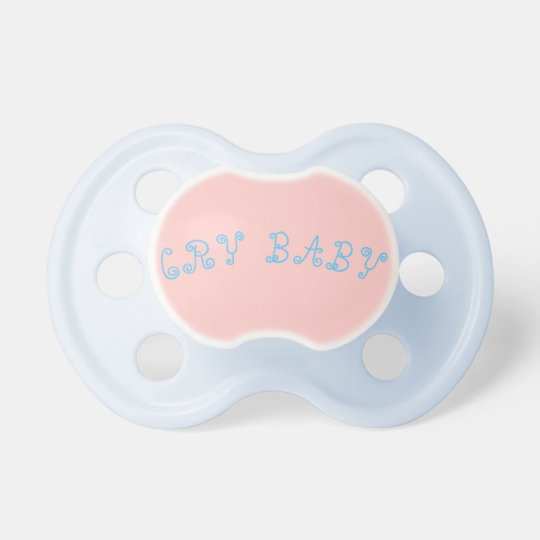 cry baby pasifier baby pacifiers