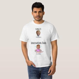 cry baby trump T-Shirt