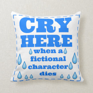 cry complete pillow