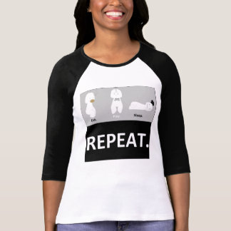 "Cryaotic ""Eat. Play. Sleep. Repeat."" T-Shirt"