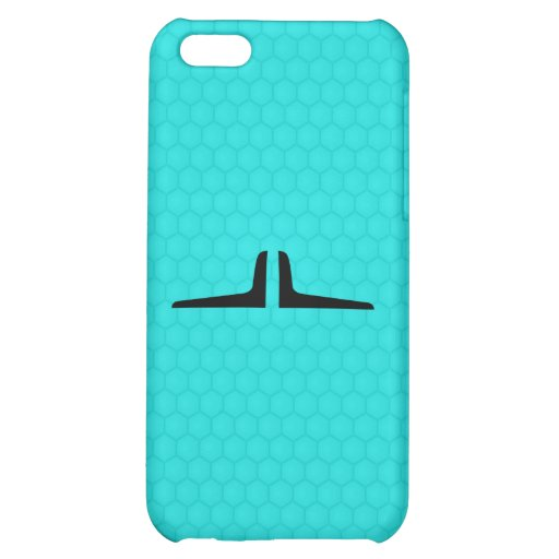 Crybaby Mustache Case For iPhone 5C