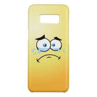 Crying Emoji Smartphone Case-Mate Samsung Galaxy S8 Case