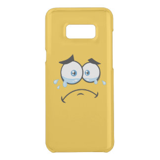 Crying Emoji Smartphone Uncommon Samsung Galaxy S8 Plus Case