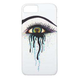 Crying Eye iPhone 7 Case