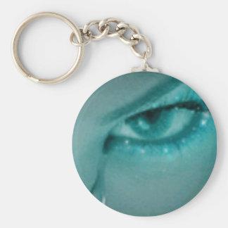 Crying Eye Key chain