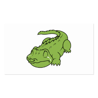 Crying Green Crocodile Tears Mug Button Pillow Pin Pack Of Standard Business Cards