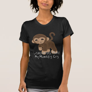 Crying Monkey T-Shirt
