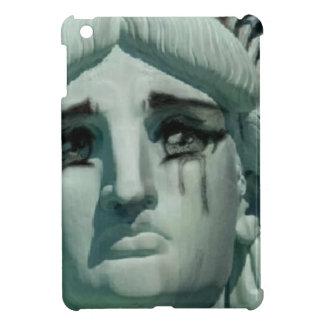 Crying Statue of Liberty iPad Mini Case