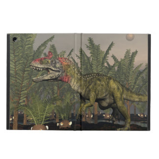 Cryolophosaurus dinosaur - 3D render iPad Air Cover