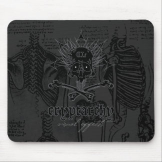 Cryptarchy VFX® Mouse Pad