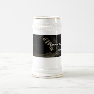 Cryptic Darkness Beer Stein