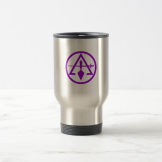 Cryptic Masons Travel Mug