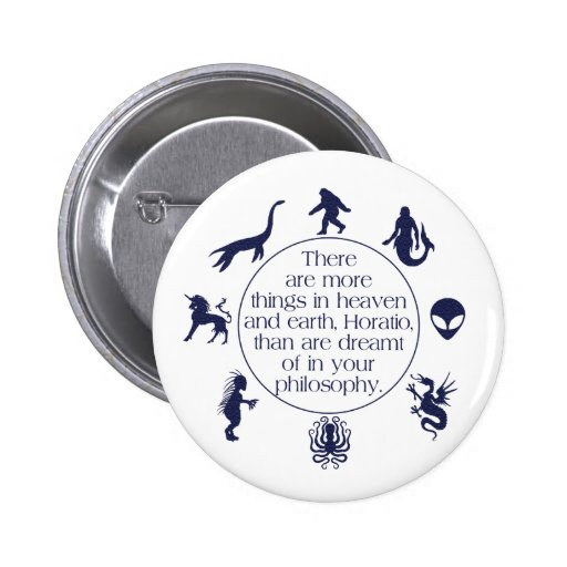Cryptids Button