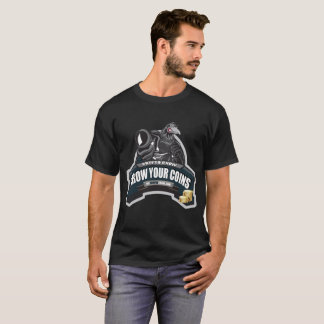 Crypto Crow - Crow Your Coins Shirt