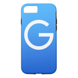 Crypto Gulden blue iPhone case