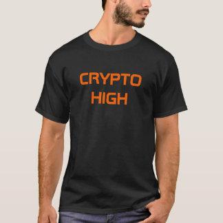 Crypto High T-Shirt