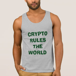 Crypto Rules The World