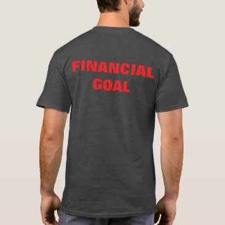 Crypto Soul Financial Goal T-Shirt