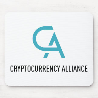 CryptocurrencyAlliance Mouse Pad