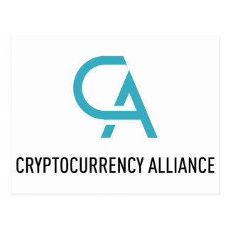 CryptocurrencyAlliance Postcard