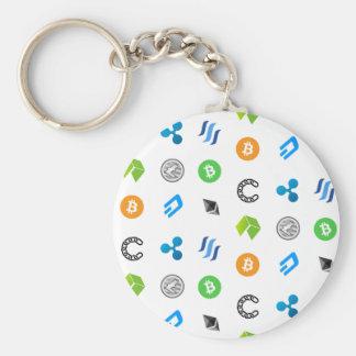 Cryptoworld Basic Keychain