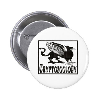 Cryptozoology 2 Inch Round Button