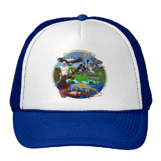 Cryptozoology Hat