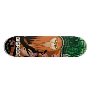 CryptoZu™ Bigfoot Deck Skate Decks