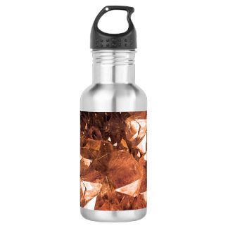 Crystal Amber 532 Ml Water Bottle