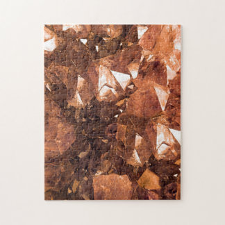 Crystal Amber Jigsaw Puzzle
