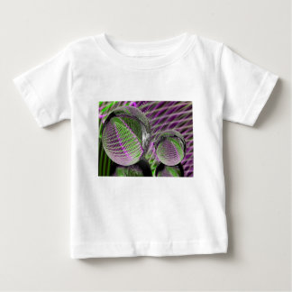 Crystal ball in plastic baby T-Shirt