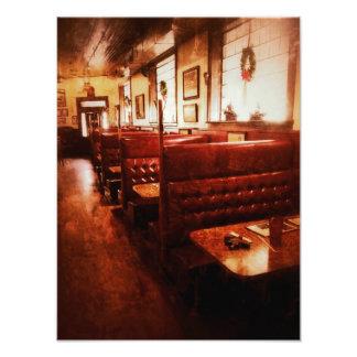 Crystal Beer Parlor, Savannah Photo Print