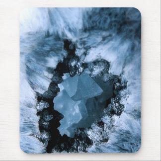 Crystal Blue Fantasy Mouse Pad