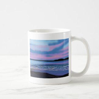 Crystal Blue Water Mug