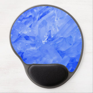 Crystal Blues Gel Mouse Pad