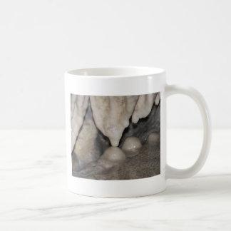 Crystal Cave Stalactites & Stalagmites Basic White Mug