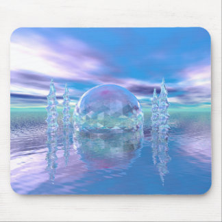 Crystal City Mouse Pad