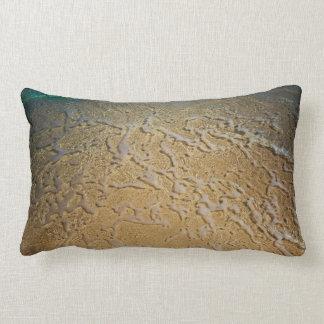 Crystal Clear Ocean Water Lumbar Pillow