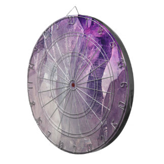 Crystal Core Abstract Dartboard