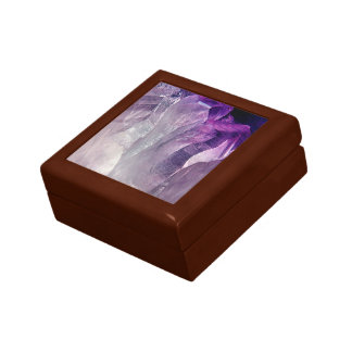 Crystal Core Abstract Gift Box